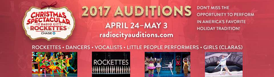 RCMH Auditions