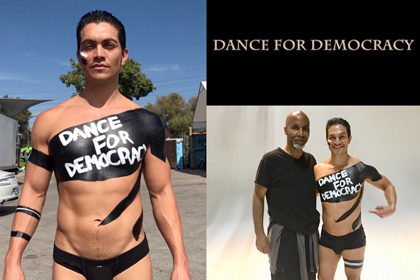 Dance4democ header