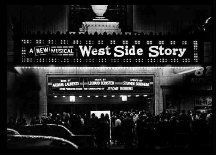WSS Theatre Marquee