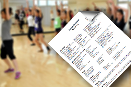 dancer resume article image