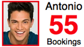 AntonioBookings DB